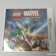 Videojuegos y Consolas: LEGO MARVEL SUPER HEROES UNIVERSO EN PELIGRO. Lote 236241495