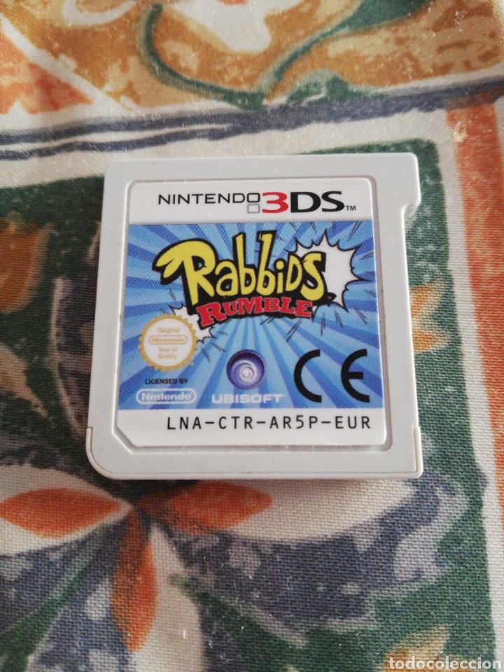 RABBIDS RUMBLE (Juguetes - Videojuegos y Consolas - Nintendo - 3DS)