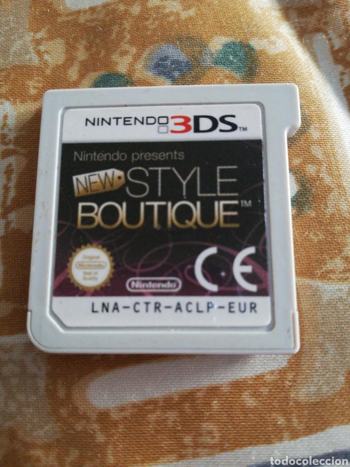 NEW STYLE BOUTIQUE (Juguetes - Videojuegos y Consolas - Nintendo - 3DS)