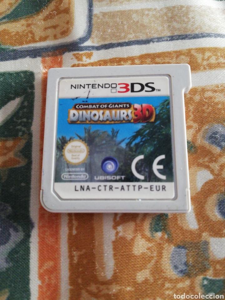 DINOSAURS 3D (Juguetes - Videojuegos y Consolas - Nintendo - 3DS)