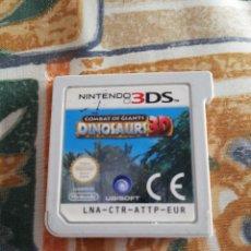 Videojuegos y Consolas: DINOSAURS 3D. Lote 236321660