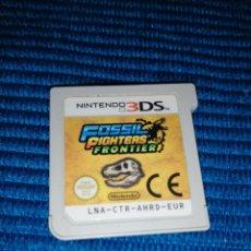 Videojuegos y Consolas: JUEGO NINTENDO 3DS, FOSSIL FIGHTER FRONTIERS. Lote 236516745