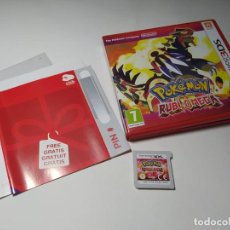 Videojogos e Consolas: POKEMON RUBI OMEGA ( NINTENDO 3DS - PAL - ESP). Lote 236618365