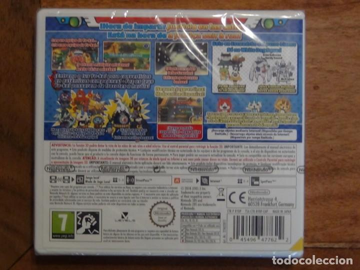 Videojuegos y Consolas: Juego Yo-Kai Watch Blasters Escuadrón Perro Blanco para Nintendo 3DS - Foto 3 - 238829645