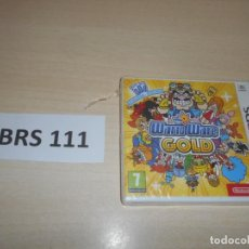 Videojuegos y Consolas: 3DS - WARIOWARE GOLD , PAL ESPAÑOL , PRECINTADO. Lote 239821430