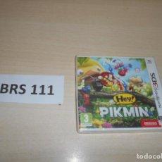 Videojuegos y Consolas: 3DS - HEY PIKMIN , PAL ESPAÑOL , PRECINTADO. Lote 239822145