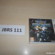 Videojuegos y Consolas: 3DS - METROID PRIME - FEDERATION FORCE , PAL ESPAÑOL , PRECINTADO. Lote 239822245