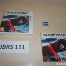 Videojuegos y Consolas: 3DS - SPIDER-MAN- EDGE OF TIME , PAL ESPAÑOLA , COMPLETO. Lote 239822655