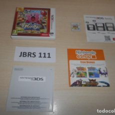 Videojuegos y Consolas: 3DS - KIRBY - TRIPLE DELUXE , PAL ESPAÑOL , COMPLETO. Lote 239822790