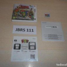Videojuegos y Consolas: 3DS - THE LEGEND OF ZELDA - TRI FORCE HEROES , PAL ESPAÑOL , COMPLETO. Lote 239822900