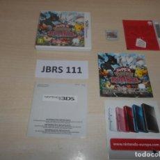 Videojuegos y Consolas: 3DS - SUPER POKEMON RUMBLE , PAL ESPAÑOL , COMPLETO. Lote 239823010