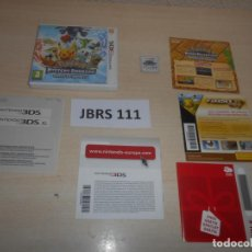 Videojuegos y Consolas: 3DS - POKEMON MYSTERY DUNGEON - GATES TO INFINITY , PAL ESPAÑOL , COMPLETO. Lote 239823605