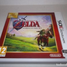 Videojuegos y Consolas: 3DS THE LEGEND OF ZELDA OCARINA OF TIME NINTENDO 3D. Lote 241311735