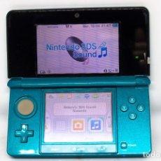 Videojuegos y Consolas: NINTENDO 3DS TURQUESA CTR-S-EUR-C2. Lote 242903610