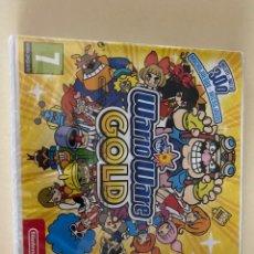 Videojuegos y Consolas: WARIOWARE GOLD WARIO WARE NINTENDO 3DS PAL ESPANA PRECINTADO. Lote 244558435
