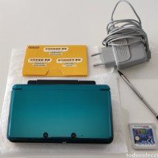 Videojuegos y Consolas: NINTENDO 3DS CON MUY POCO USO. Lote 244946990