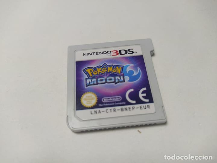 POKEMON LUNA ( NINTENDO 2DS - 3DS - PAL - ESP) SOLO EL CARTUCHO (Juguetes - Videojuegos y Consolas - Nintendo - 3DS)