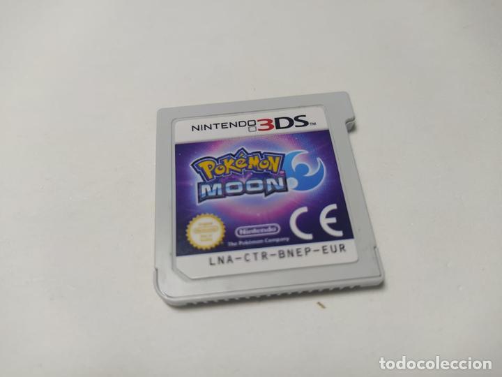 POKEMON LUNA ( NINTENDO 2DS - 3DS - PAL - ESP) SOLO EL CARTUCHO (1) (Juguetes - Videojuegos y Consolas - Nintendo - 3DS)