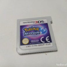 Videogiochi e Consoli: POKEMON LUNA ( NINTENDO 2DS - 3DS - PAL - ESP) SOLO EL CARTUCHO (1). Lote 245093685