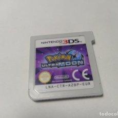 Videojuegos y Consolas: POKEMON ULTRA LUNA ( NINTENDO 2DS - 3DS - PAL - ESP) SOLO EL CARTUCHO. Lote 245093780