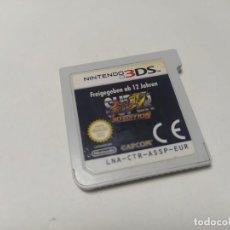 Videojuegos y Consolas: SUPER STREET FIGHTER 3D EDITION ( NINTENDO 2DS - 3DS - PAL - ESP) SOLO EL CARTUCHO. Lote 245093880