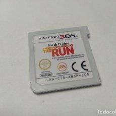 Videojuegos y Consolas: NEED FOR SPEED THE RUN ( NINTENDO 2DS - 3DS - PAL - ESP) SOLO EL CARTUCHO. Lote 245093970