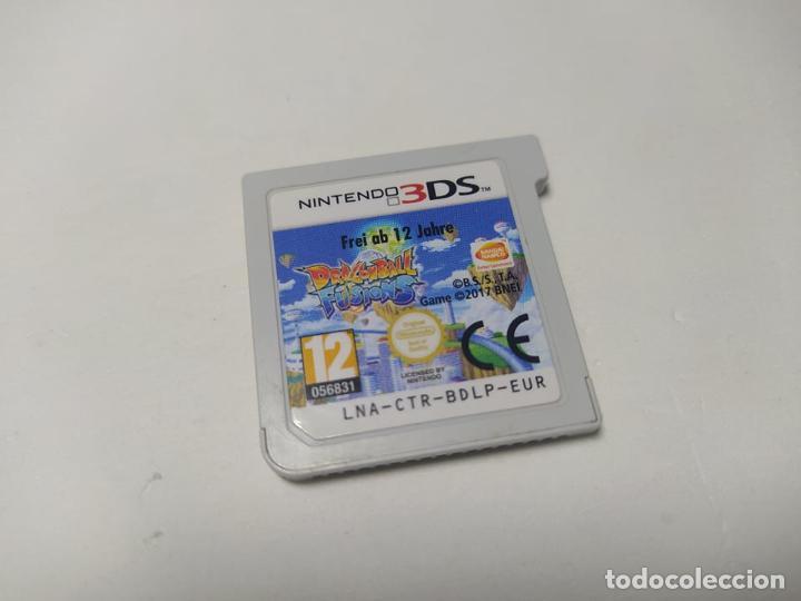 DRAGON BALL FUSIONS ( NINTENDO 2DS - 3DS - PAL - ESP) SOLO EL CARTUCHO (Juguetes - Videojuegos y Consolas - Nintendo - 3DS)