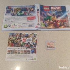 Videojuegos y Consolas: MARVEL SUPER HEROES UNIVERSO EN PELIGRO 3DS NINTENDO N3DS PAL-ESPAÑA. Lote 245638590