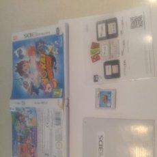 Videojuegos y Consolas: YO-KAI WATCH N3DS NINTENDO 3DS PAL-ESPAÑA. Lote 245956060