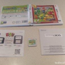 Videojuegos y Consolas: MARIO OPEN TENNIS 3DS NINTENDO N3DS PAL-ESPAÑA. Lote 246213845