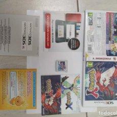 Jeux Vidéo et Consoles: POKEMON Y NINTENDO 3DS N3DS PAL-ESPAÑA (. Lote 246960195