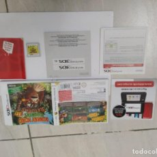 Videojuegos y Consolas: DONKEY KONG COUNTRY RETURNS NINTENDO 3DS N3DS COMPLETO PAL-ESPAÑA. Lote 247755395