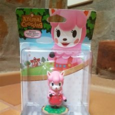 Videogiochi e Consoli: AMIIBO ANIMAL CROSSING ALPACA PACA NINTENDO WII WII U 3DS 3DS XL SWITCH. Lote 249139220