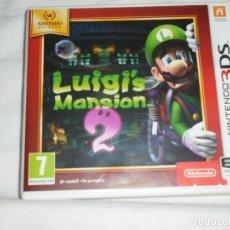 Videojuegos y Consolas: JUEGO NINTENDO 3DS.LUIGIS MANSION. Lote 252670305