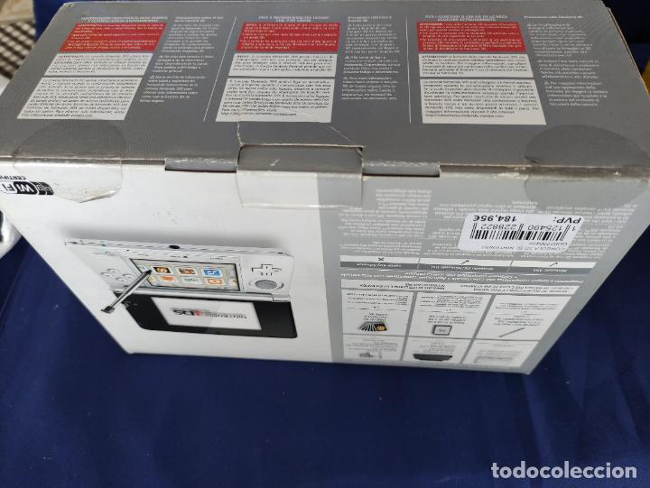Videojuegos y Consolas: Nintendo 3DS ICE White Nueva A Estrenar New Sealed blanco polar. - Foto 7 - 252839005