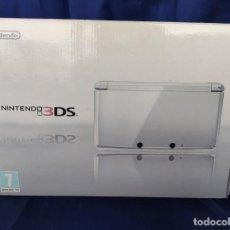 Videojuegos y Consolas: NINTENDO 3DS ICE WHITE NUEVA A ESTRENAR NEW SEALED BLANCO POLAR.. Lote 252839005