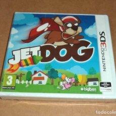 Videojuegos y Consolas: JET DOG, A ESTRENAR PARA NINTENDO 3DS, PAL. Lote 253180030