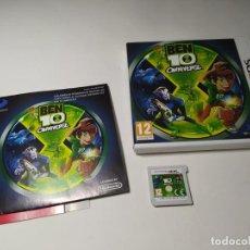 Videogiochi e Consoli: BEN 10 OMNIVERSE ( NINTENDO 2DS - 3DS - PAL - ESPAÑA). Lote 254760465