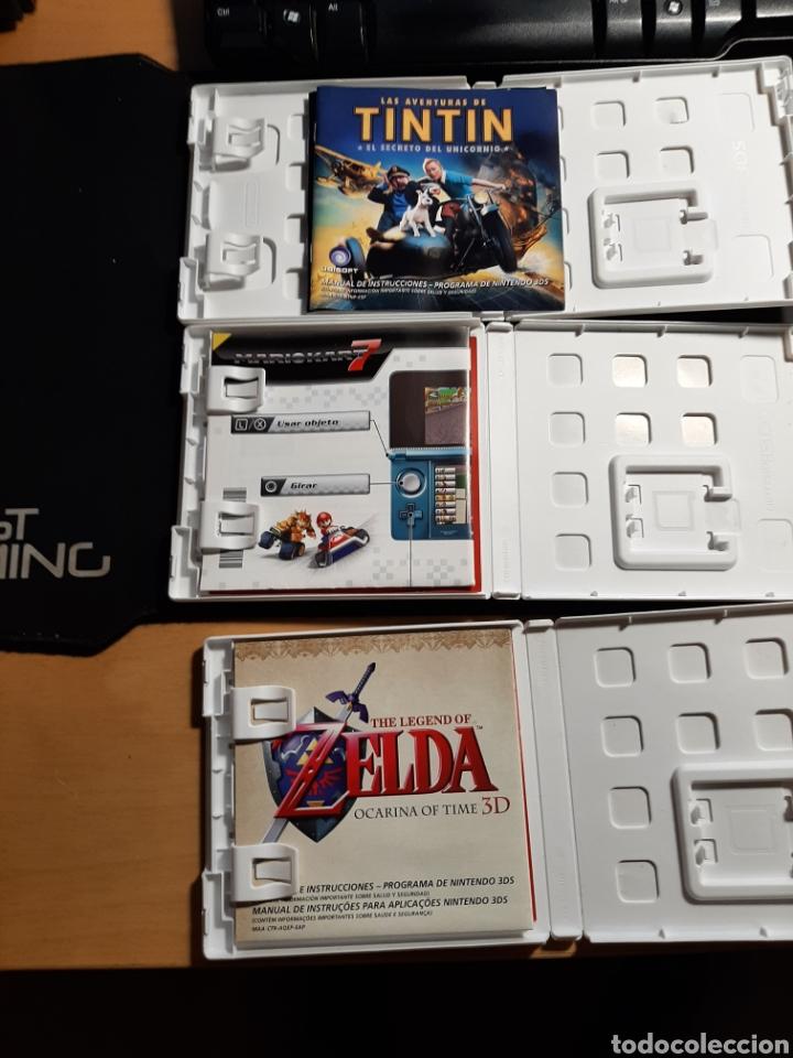 Videojuegos y Consolas: Cajas vacías nintendi 3ds. - Foto 2 - 255574050