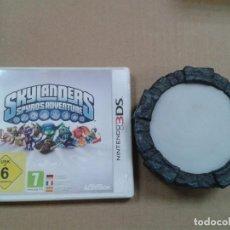 Videojuegos y Consolas: SKYLANDERS SPYROS ADVENTURE ESPAÑOL. NINTENDO 3DS. LEER DESCRIPCION. Lote 255954450