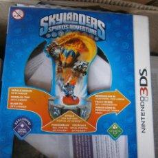 Videojuegos y Consolas: JUEGO SKYLANDERS NINTENDO 3 DS - BASE CON FIGURAS. Lote 257415870