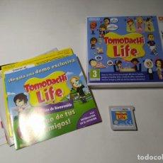 Videojuegos y Consolas: TOMODACHI LIFE ( NINTENDO 3DS - 2DS - PAL - ESPAÑA). Lote 257878615