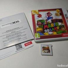 Videogiochi e Consoli: SUPER MARIO 3D LAND ( NINTENDO 3DS - 2DS - PAL - ESPAÑA). Lote 257879390