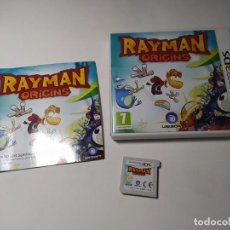 Videogiochi e Consoli: RAYMAN ORIGINS ( PAL UK CON ESPAÑOL) ( NINTENDO 3DS - 2DS - PAL ). Lote 273507238