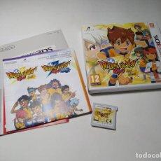 Videogiochi e Consoli: INAZUMA ELEVEN GO : LUZ ( NINTENDO 2DS - 3DS - PAL - ESP). Lote 258782760