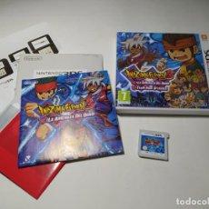 Videogiochi e Consoli: INAZUMA ELEVEN 3 - ¡ LA AMENAZA DEL OGRO ! ( NINTENDO 2DS - 3DS - PAL - ESP). Lote 258782850