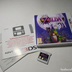Videogiochi e Consoli: ZELDA - MAJORA´S MASK 3D ( NINTENDO 2DS - 3DS - PAL - ESP). Lote 258782960