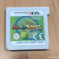 Videojuegos y Consolas: JUEGO DE CONSOLA NINTENDO 3DS , MARIO TENNIS OPEN. Lote 258805805