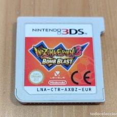 Videojuegos y Consolas: JUEGO DE CONSOLA NINTENDO 3DS , INAZUMA ELEVEN 3 BOMB BLAST. Lote 276544018
