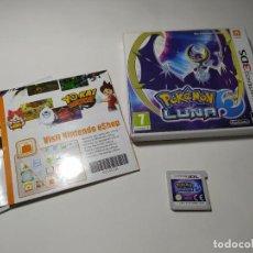 Videogiochi e Consoli: POKEMON LUNA ( NINTENDO 2DS - 3DS - PAL - ESPAÑA) (1). Lote 259014975